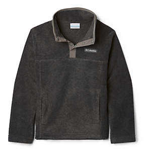Kids' Steens Mountain™ 1/4 Snap Fleece Pull-Over