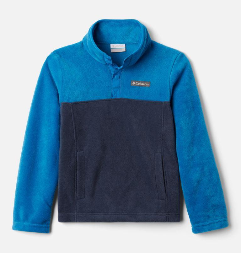 Kids' Steens Mountain™1/4 Snap Fleece Pull-Over Kids' Steens Mountain™1/4 Snap Fleece Pull-Over, front