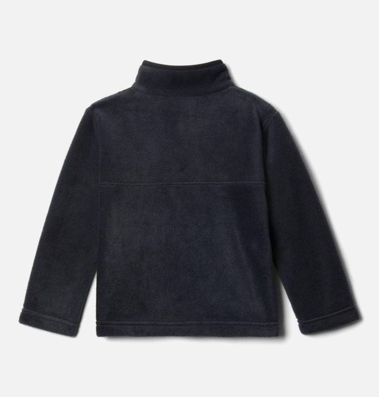 Steens Mtn™ 1/4 Snap Fleece Pull-over | 013 | 4T Toddler Steens Mtn™ Quarter Snap Fleece Pullover, Black, back
