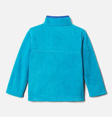Toddler Steens Mtn™ 1/4 Snap Fleece Pull-over Steens Mtn™ 1/4 Snap Fleece Pull-over | 462 | 3T, Fjord Blue, Lapis Blue, back