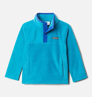 Toddler Steens Mtn™ 1/4 Snap Fleece Pull-over Steens Mtn™ 1/4 Snap Fleece Pull-over | 462 | 3T, Fjord Blue, Lapis Blue, front
