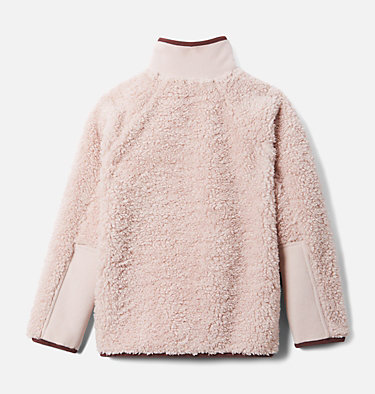 Chandail à fermeture éclair en Sherpa Winter Pass™ pour enfant Winter Pass™ Sherpa  Full Zip | 039 | M, Mineral Pink, Malbec, back