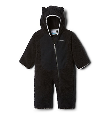 Infant Foxy Baby Sherpa Bunting , front