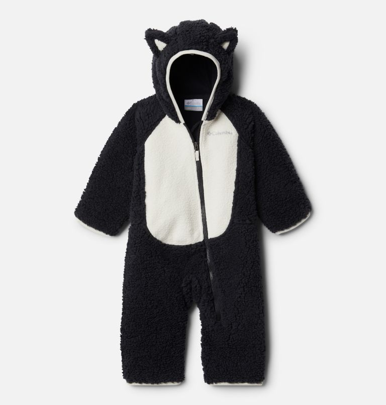 Infant Foxy Baby™ Sherpa Bunting Infant Foxy Baby™ Sherpa Bunting, front