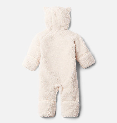 Infant Foxy Baby Sherpa Bunting Foxy Baby™Sherpa Bunting | 012 | 0/3, Chalk, back
