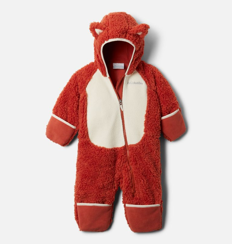 Infant Foxy Baby™ Sherpa Bunting Infant Foxy Baby™ Sherpa Bunting, a1