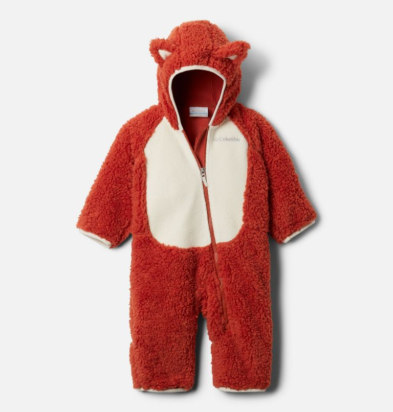 Infant Foxy Baby Sherpa Bunting Infant Foxy Baby Sherpa Bunting, front