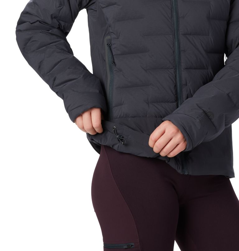 Super/DS™ Climb Hoody | 004 | XL Women's Super/DS™ Stretchdown Climb Hoody, Dark Storm, a2