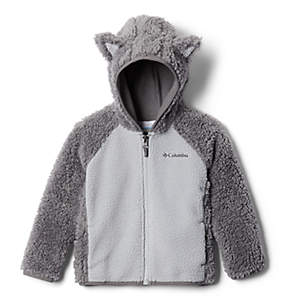Toddler Foxy Baby™ Sherpa Jacket