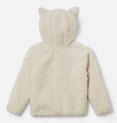 Toddler Foxy Baby™ Sherpa Jacket Foxy Baby™Sherpa Full Zip | 010 | 3T, Chalk, back