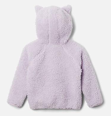 Chandail en laine polaire à fermeture éclair en Sherpa Foxy Baby™ pour tout-petit Foxy Baby™Sherpa Full Zip | 584 | 4T, Pale Lilac, Empress, back