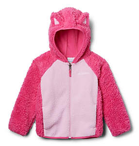 Toddler Foxy Baby™ Sherpa Full-Zip