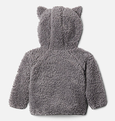 Infant Foxy Baby™ Sherpa Jacket Foxy Baby™Sherpa Full Zip | 248 | 0/3, City Grey, Columbia Grey, back