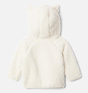 Infant Foxy Baby™ Sherpa Jacket Foxy Baby™Sherpa Full Zip   248   0/3, Chalk, back