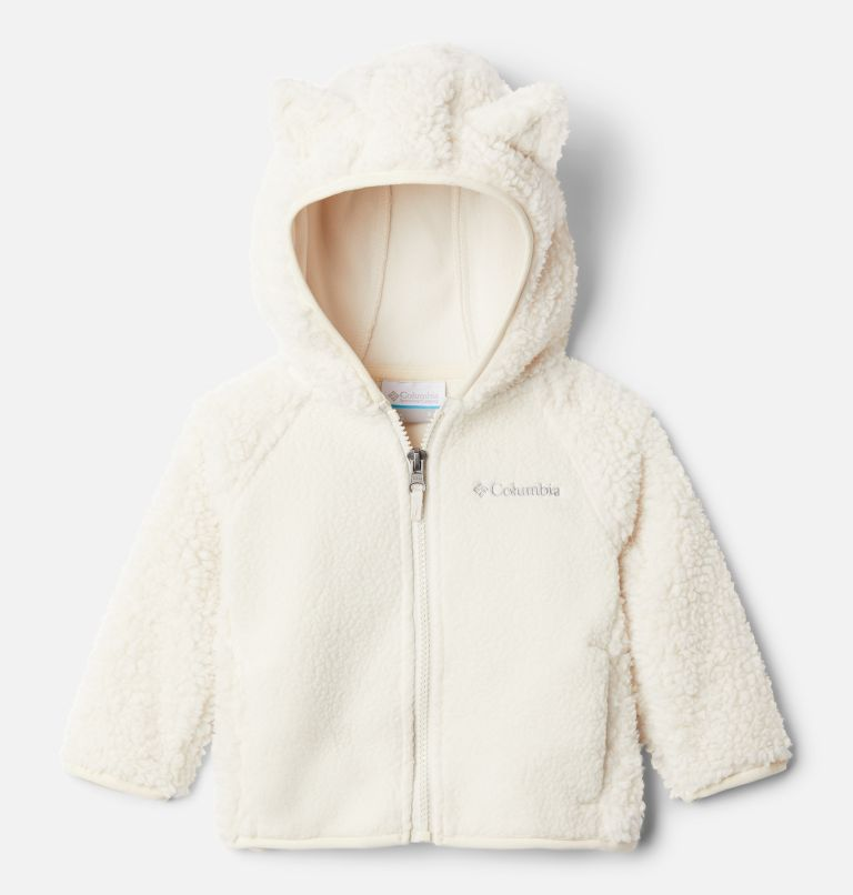 Infant Foxy Baby™ Sherpa Jacket Infant Foxy Baby™ Sherpa Jacket, front