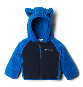 Infant Foxy Baby™ Sherpa Full-Zip