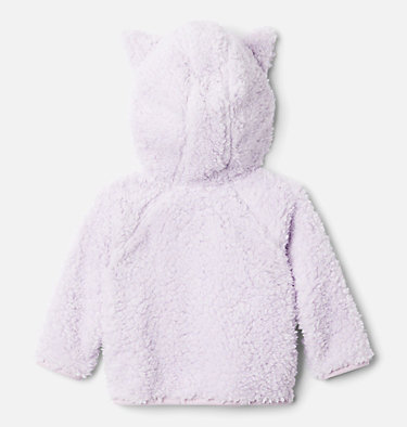 Infant Foxy Baby™ Sherpa Jacket Foxy Baby™Sherpa Full Zip | 248 | 0/3, Pale Lilac, Empress, back