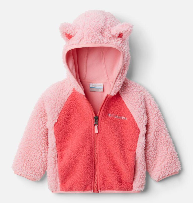Chandail en laine polaire à fermeture éclair en Sherpa Foxy Baby™ pour tout-petit Chandail en laine polaire à fermeture éclair en Sherpa Foxy Baby™ pour tout-petit, front
