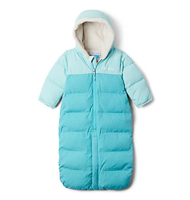 Combinaison convertible Pike Lake™ pour bébé Pike Lake™Convertible Onesie | 695 | 12/18, Geyser Heather, Spray Heather, back