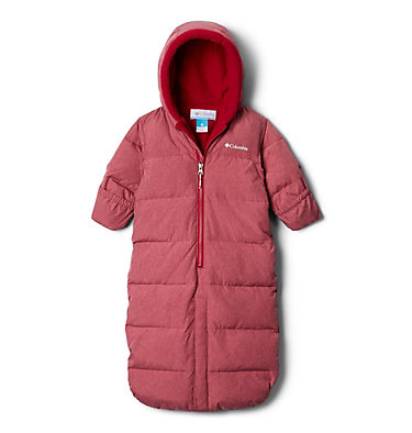 Combinaison convertible Pike Lake™ pour bébé Pike Lake™Convertible Onesie | 695 | 12/18, Pomegranate Heather, front