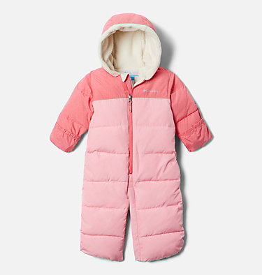 Combinaison convertible Pike Lake™ pour bébé Pike Lake™Convertible Onesie | 673 | 12/18, Brt Geranm Heather, Pink Orchid Heather, front
