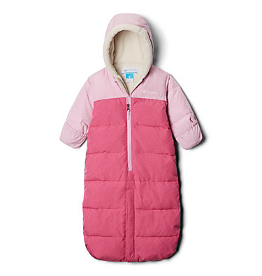 Combinaison convertible Pike Lake™ pour bébé Pike Lake™Convertible Onesie | 673 | 12/18, Pink Ice Heather, Pink Clover Heather, front