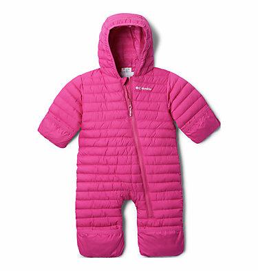 Infant Powder Lite™ Reversible Bunting Powder Lite™Reversible Buntin   695   12/18, Pink Ice, a1