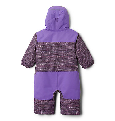 Combinaison Alpine Free Fall™ pour bébé Alpine Free Fall™ Suit | 576 | 0/3, Grape Gum Tweed, Grape Gum, back