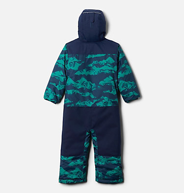 Toddler Alpine Free Fall™ Suit Alpine Free Fall™ Suit | 466 | 2T, Collegiate Navy Scenic, Collegiate Navy, back