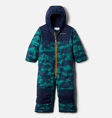 Toddler Alpine Free Fall™ Suit Alpine Free Fall™ Suit | 466 | 2T, Collegiate Navy Scenic, Collegiate Navy, front
