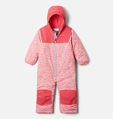 Toddler Alpine Free Fall™ Suit Alpine Free Fall™ Suit | 466 | 2T, Pink Orchid Geo Sprinkles, Brt Geranm, front