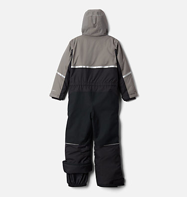 Kids' Buga II™ Snowsuit Buga™ II Suit | 673 | XS, Black, City Grey, back