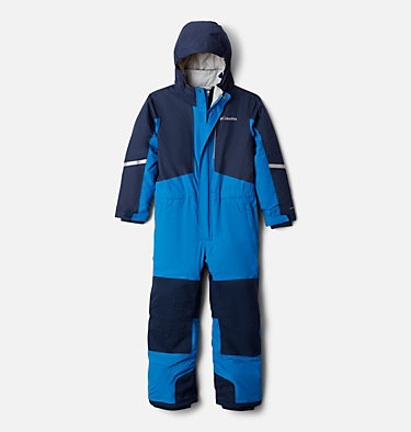 Kids' Buga II™ Snowsuit Buga™ II Suit | 673 | XS, Bright Indigo, Collegiate Navy, front