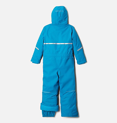 Youth Buga II Snowsuit Buga™ II Suit | 316 | L, Fjord Blue, back