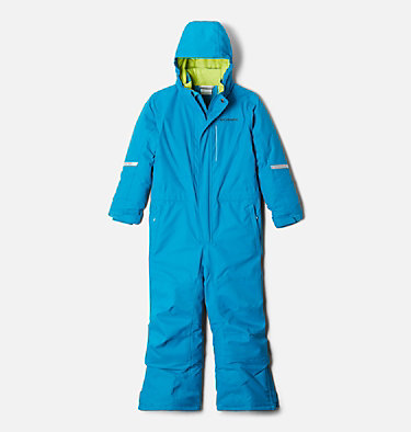 Buga II Schneeanzug Junior Buga™ II Suit | 316 | L, Fjord Blue, front