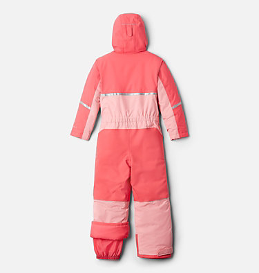 Youth Buga II Snowsuit Buga™ II Suit | 316 | L, Bright Geranium, Pink Orchid, back
