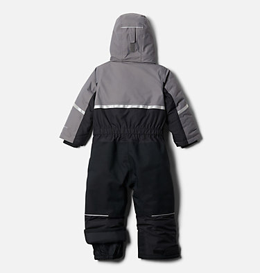 Kids' Toddler Buga II™ Snowsuit Buga™ II Suit | 011 | 2T, Black, City Grey, back