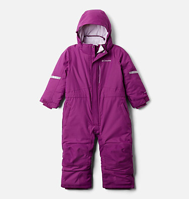 Kids' Toddler Buga II™ Snowsuit Buga™ II Suit | 011 | 2T, Plum, front