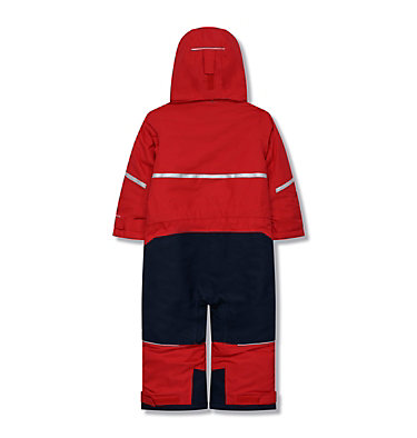 Youth Buga II Snowsuit Buga™ II Suit | 464 | 2T, Mountain Red, Collegiate Navy, back