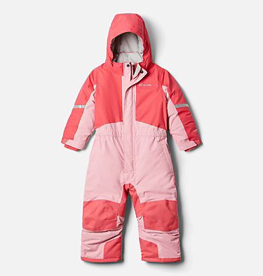 Kids' Toddler Buga II™ Snowsuit Buga™ II Suit | 011 | 2T, Bright Geranium, Pink Orchid, front