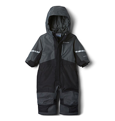 Infant Buga II™ Snowsuit Buga™ II Suit | 695 | 6/12, Black, Grill, front