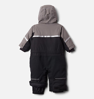 Infant Buga II™ Snowsuit Buga™ II Suit | 011 | 6/12, Black, City Grey, back