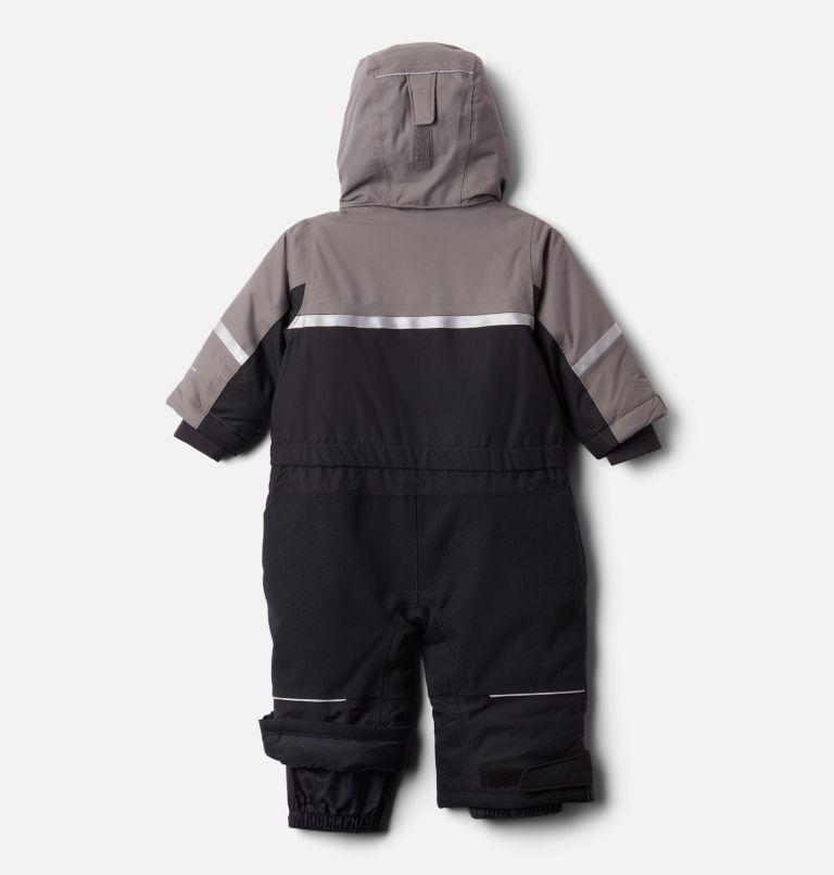 Buga™ II Suit | 011 | 12/18 Infant Buga II™ Snowsuit, Black, City Grey, back