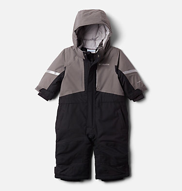 Infant Buga II Snowsuit Buga™ II Suit | 464 | 12/18, Black, City Grey, front