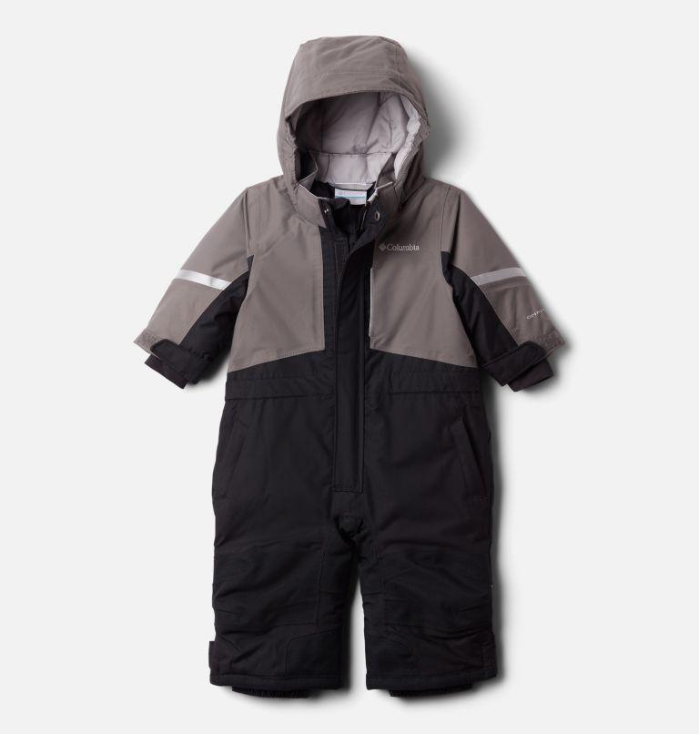 Buga™ II Suit | 011 | 12/18 Infant Buga II™ Snowsuit, Black, City Grey, front
