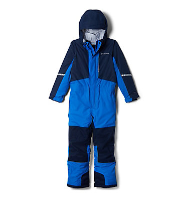 Combinaison de ski Buga II™ pour enfant Buga™ II Suit | 695 | 6/12, Super Blue, Collegiate Navy, front