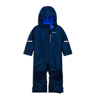 Infant Buga II Snowsuit Buga™ II Suit | 464 | 12/18, Collegiate Navy, front