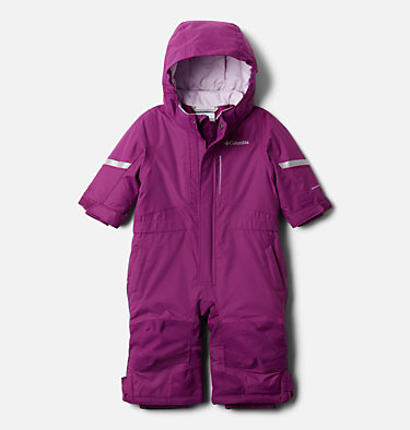 Infant Buga II Snowsuit Buga™ II Suit | 464 | 12/18, Plum, front