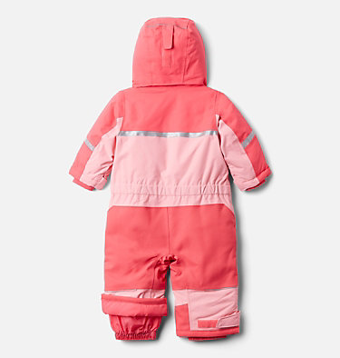 Infant Buga II Snowsuit Buga™ II Suit | 464 | 12/18, Bright Geranium, Pink Orchid, back
