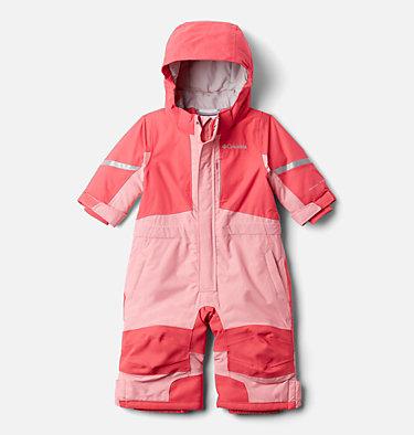 Combinaison de ski Buga II™ pour enfant Buga™ II Suit | 011 | 6/12, Bright Geranium, Pink Orchid, front